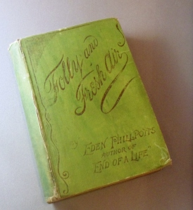 First Edition of Folly and Fresh Air, 1891